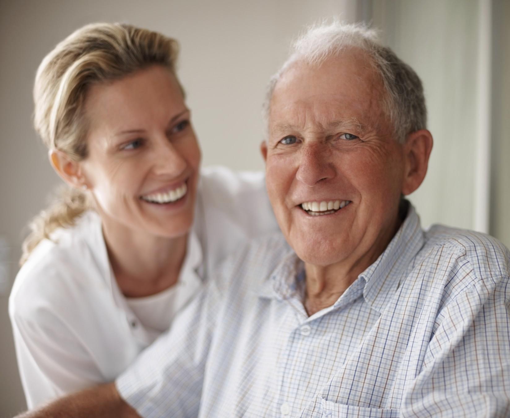 El cuidado de nuestros mayores